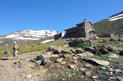 Excursiones y senderismo en inglés por Sierra Nevada