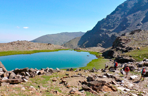 Excursiones de fin de semana y puentes por Sierra Nevada y la Alpujarra