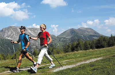 Nordic walking en Andalucía y Granada