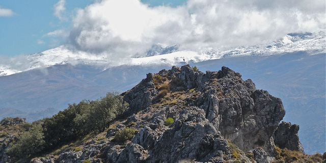 View from the Silleta: Trek to Sierra Nevada Andalusia