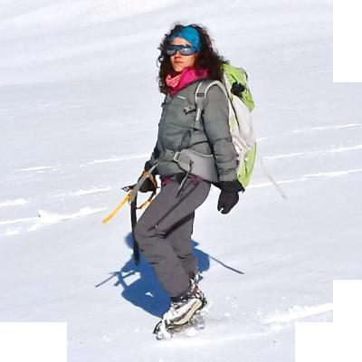 Alicia, guía profesional en SierraySol: Ecoturismo y senderismo por Andalucía