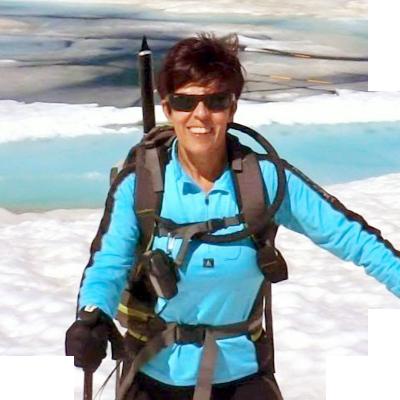 Teresa Medrano fundadora de Sierra y Sol