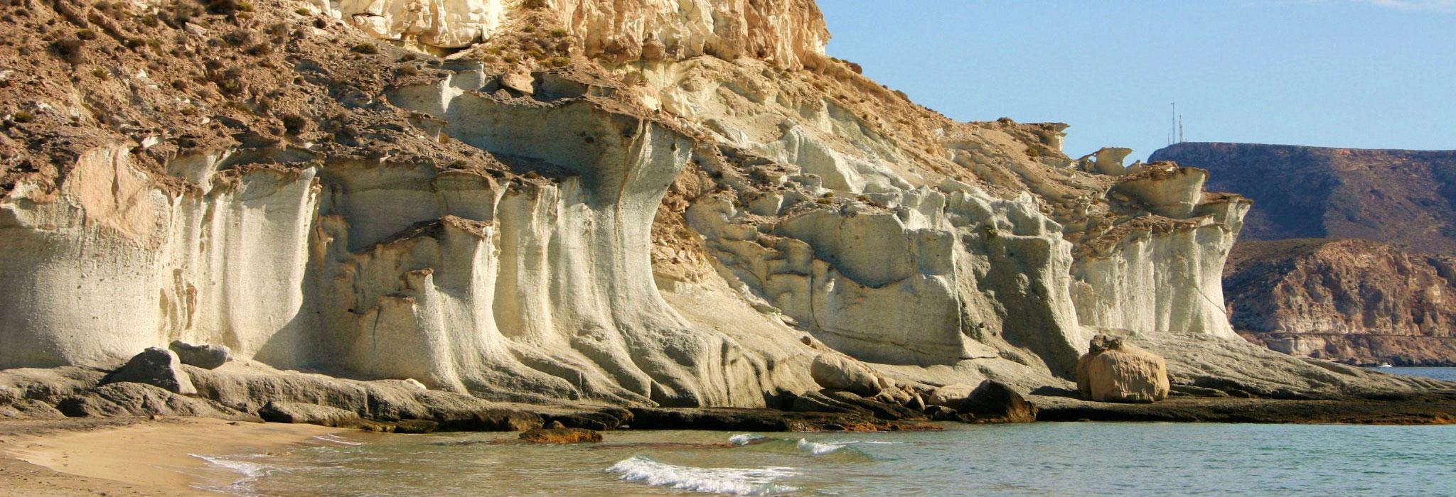 Trip to Cabo de gata beach, Almeria southern spain