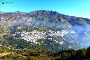 The Güájares Valley: the hidden garden @ Los Guajares, Granada