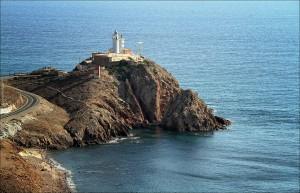 Cabo de Gata: San José/ Playa de las Sirenas @ Cabo de Gata