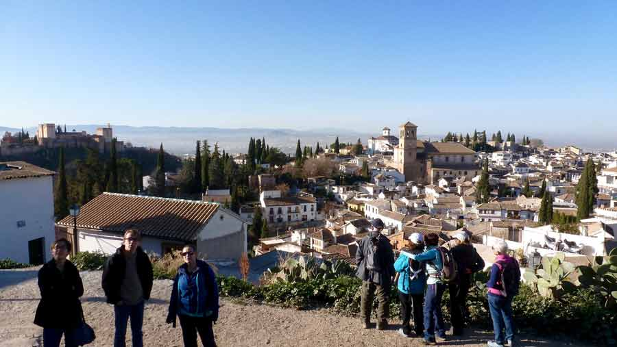 SierraySol | Ecotourism in Andalusia Walking Granada