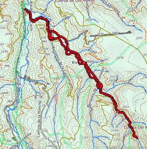rio cebollon mapa