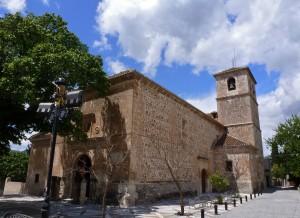 Valle de Lecrín: Cónchar-Salares-Restabal-Melegis @ Granada, Severo Ochoa