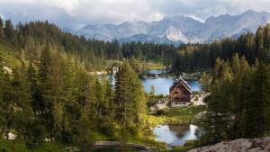 Trekking del Triglav: Eslovenia @ Triglav. Eslovenia