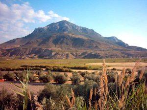 Granada Geopark, a climb of Jabalcon @ Granada, Severo Ochoa