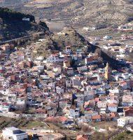 Pueblo de La Peza forma parte del Camino de Santiago Mozárabe en Granada