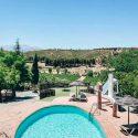 Hotel Cuevas del Tio Tobas piscina