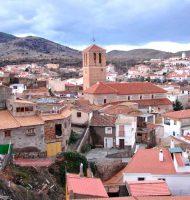 Hueneja primera etapa del Camaino Mozarabe en Granada