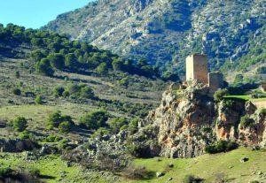 Otiñar Castle-Madroñales (Jaen) @ Granada, Severo Ochoa