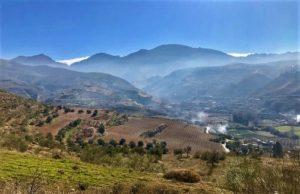 Monachil, yacimiento arqueológico cerro de la Encina/Bodegas Pilongo @ Monachil